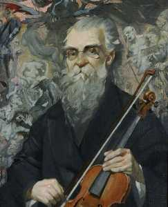 James Kerr Lawson - Spanisch Cellist , agustín rubio