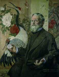 James Kerr Lawson - sir frank brangwyn ( 1867–1956 ) , RA