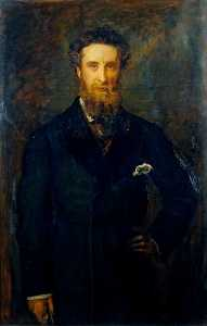 John Everett Millais - edward robert bulwer lytton ( 1831–1891 ) , 1st Graf Lytton