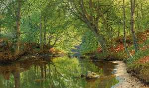 Peder Mork Monsted - wald strom