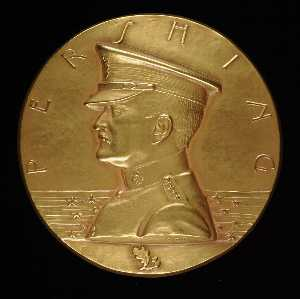 Anthony De Francisci - Allgemein Klo J . Pershing Medaille ( entsprechend )