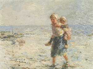 Robert Gemmell Hutchison - Durch die Shore