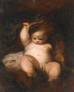 Joshua Reynolds - Der Infant Hercules