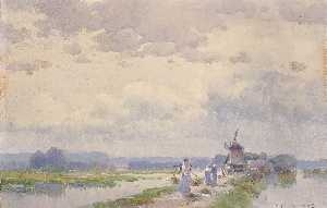 William Henry Holmes - an Niederlande