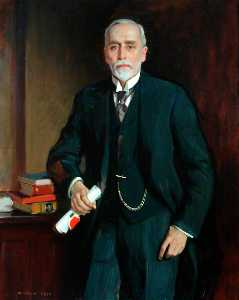 Richard Jack - sir james p . Hinchcliffe , vorsitzender des grafschaftsrats von west riding of yorkshire ( 1916–1933 )