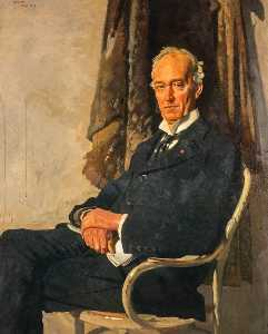 William Newenham Montague Orpen - george allardice ( 1865 1934 ) , zeitungsverleger und diaristen