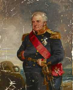 Andrew Morton - admiral lord amelius beauclerk ( 1771–1846 )