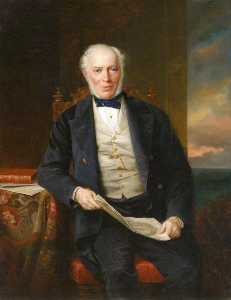 Thomas Alfred Jones - sir james hamilton ( 1815–1882 ) , JP