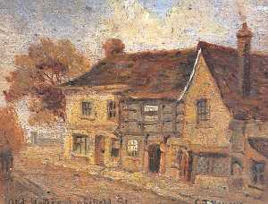 Clement T Youens - Lowfield Straße , Dartford , Kent