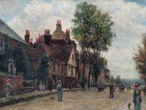 William Freeman - Portsmouth Straße , Kingston , Surrey