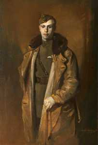 David Alison - 2nd Leutnant J . P . C . Mitchell