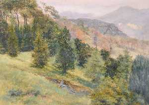 Frederick William Hayes - Beddgelert Pfarrei