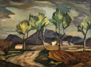 William Crozier - Landschaft ein