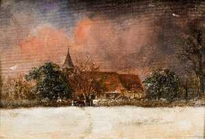 Charles Langton Lockton - Alle Saints' Kirche