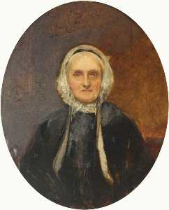 William Boxall - Frau Wilhelm stanley roscoe ( 1786–1854 )