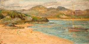 George Cartlidge - borth y gest