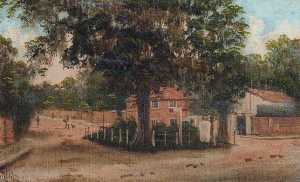 James Isaiah Lewis - das dreieck , Glanz Spur , east sheen , Surrey
