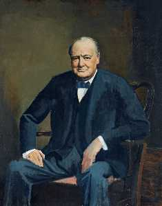 Cuthbert Julian Orde - sir winston churchill ( 1874–1965 )
