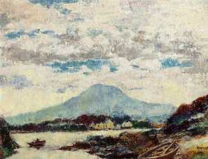 William Conor - Lurigedan ( Lurigethan , Cushendall )