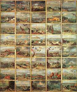 Jan Van Kessel The Elder - die Tiere