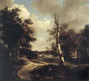 Thomas Gainsborough - Drink Park entfernt