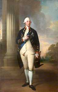 Gainsborouth Dupont - george iii , in windsor Einheitlich