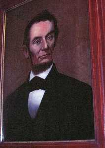 William Matthew Prior - abraham lincoln , ( malen )