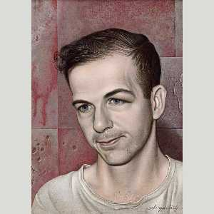 Boris Artzybasheff - lee harvey oswald