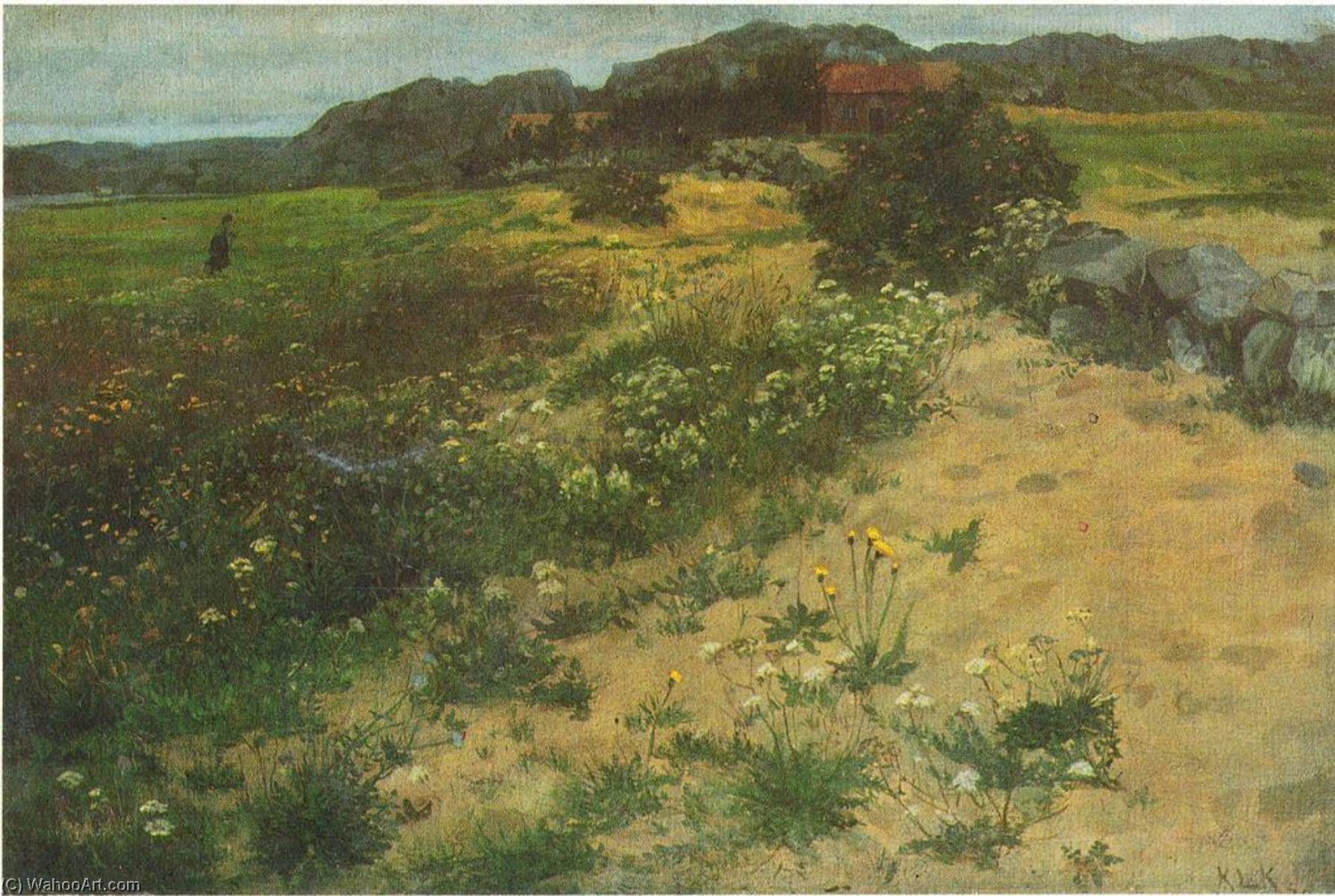 Jæren, 1878 von Kitty Kielland
