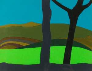 Peter Wright - Dorset Landschaft