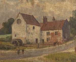 George Skelton - Beelsby Mühle , Grimsby , Lincolnshire