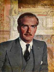 William Little - der rechte Ehrenhaft Anthony Eden