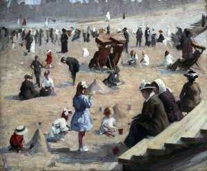 Theobald Butler Gould - Strand