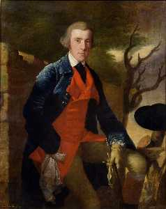 Joseph Wright Of Derby - edward becher leacroft von wirksworth
