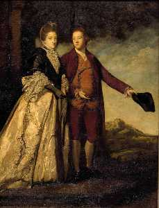 Joshua Reynolds - sir watkin williams wynn und sein Mutter