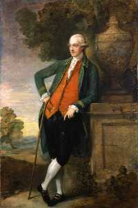 Thomas Gainsborough - sir harbord harbord ( 1734–1810 ) , Bt , mp für norwich