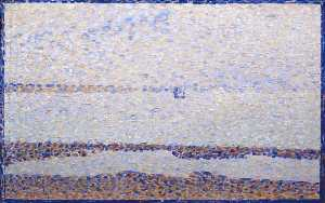 Georges Pierre Seurat - Strand in Gravelines