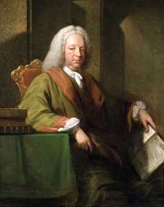 James Worsdale - james jurin ( 1679–1750 )